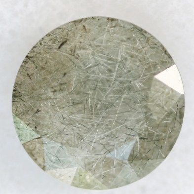 Actinolite in Quartz