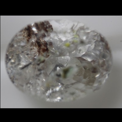 Petroleum in Quartz